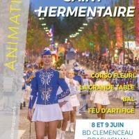 Week-end de la Pentecôte à Draguignan, Venez participer à la St-Hermentaire!!!